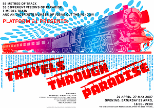 Travels Through Paradise poster