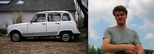Renault 4, Anne-Marie Pronk